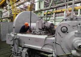 «Уралмашзавод» вдвое увеличил производство дробильного оборудования