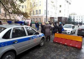 В Челябинске после сообщений о минировании эвакуировали правительственные здания