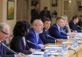 Крашенинников представил Куйвашеву поправки в Гражданский и Семейный кодексы