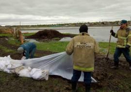 Вагайский район готовят к затоплению