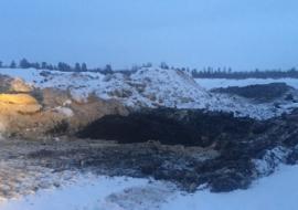 Суд обязал коммунальщиков Сургута исключить загрязнение рек при складировании снега
