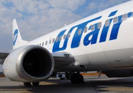 «ЮТэйр» проведет расследование инцидента на рейсе из Сургута