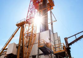 «Мегионнефтегаз» вводит в эксплуатацию российские буровые установки нового поколения