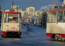 Общественный транспорт Челябинска переподчинили областному Миндортрансу