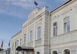 СКР провел обыски в администрации Троицка