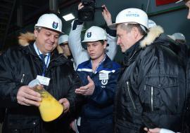 Медведев отдал «Росатому» месторождение в Курганской области