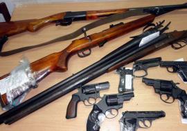 На Урале ФСБ остановила ОПГ изготовителей оружия