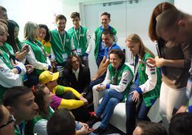 Мировое сообщество познакомили с достижениями молодежи Югры