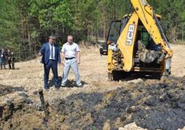 Свердловское Минприроды отвело месяц на ликвидацию свалки в Монетном
