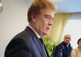 Елистратов сообщил о кадровых перестановках в администрации Челябинска