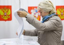 В Свердловской области 129 кандидатов примут участие в муниципальных выборах