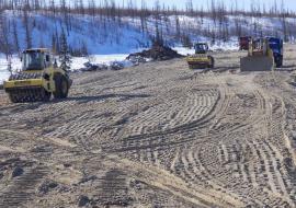 Строительство дороги Салехард – Надым отдали «Мостострою-11»