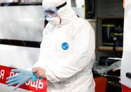 В Свердловской и Челябинской областях зафиксировано 382 новых случая заражения COVID-19