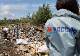Челябинский ОНФ определил лидеров по несанкционированным свалкам