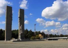Дубровский вступился за памятник Курчатову