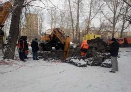 Коммунальщики оставили жителей Петухово без воды на месяц