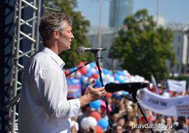 Экс-мэр Екатеринбурга Ройзман заявил о планах баллотироваться в Госдуму