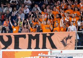 БК УГМК организует массовое шествие болельщиков перед матчем за Суперкубок Европы
