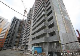 Дольщиков долгостроя «Кольцовский дворик» в Екатеринбурге начали заселять в ЖК «Рощинский»