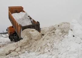 В Сургуте незаконная свалка загрязненного снега на Заячьем острове обесточила очистные сооружения
