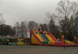 Прокуратура закрыла опасные аттракционы в Челябинске