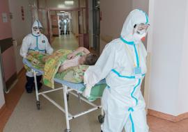 В ЯНАО за сутки зафиксировано 74 новых случая заражения коронавирусом