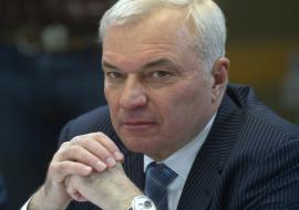 Союз промышленников и предпринимателей Челябинской области выбрал председателя