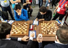 Ханты-Мансийск лишили права проведения Всемирной шахматной олимпиады – 2020