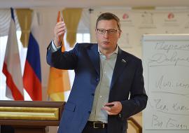«Справедливая Россия» отправляет Буркова в Совфед
