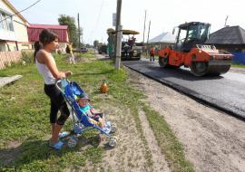 Якушев отремонтирует 290 километров дорог