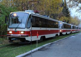 Нижний Тагил получит от Сбербанка 500 миллионов на трамваи и пути