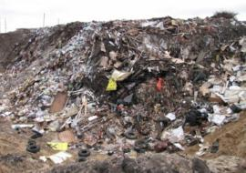Под Екатеринбургом обнаружили свалку опасных отходов в 100 гектаров