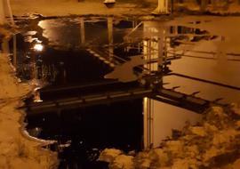 Работники нефтяной компании в ХМАО заявили об умышленном разливе сырья из-за позиции «Транснефти»