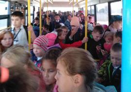 Жители Мегиона пожаловались в прокуратуру ХМАО на отсутствие безопасности пассажирских перевозок