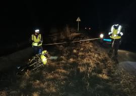 В Свердловской области в ДТП с мотоциклом погибли двое