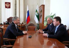 Магомедов и Холманских спросили с Кокорина за реализацию нацполитики