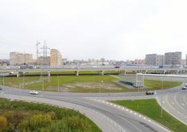 Дорожная развязка на выезде из Тюмени за сотни миллионов досталась «Мостострою-11»