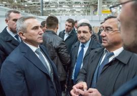 Тюменские власти используют опыт Татарстана при создании индустриальных парков и ОЭЗ