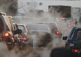 В Челябинске исследуют автомобильные выбросы на главных дорогах