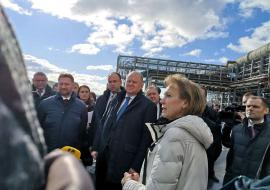 РМК сообщила Цуканову о рекультивации хвостохранилища «Карабашмеди» за миллиард