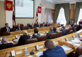 Челябинский парламент назвал дату выборов губернатора