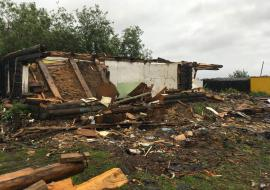 Чиновники Шурышкарского района объяснили причины уничтожения жилья ветерана ЯНАО