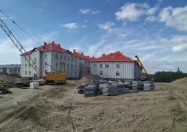 Глава Сургутского района сообщил о соцстройках на 6 миллиардов