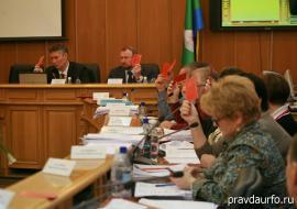 Депутаты Екатеринбурга отказались обсуждать храм на воде