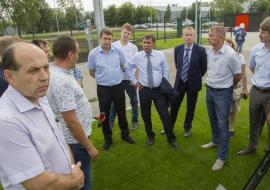 Стадионы «Калининец» и «Исеть» передадут спортшколам после ЧМ-2018