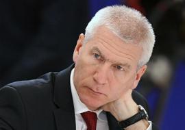 В Кремле сменили кураторов Универсиады-2023