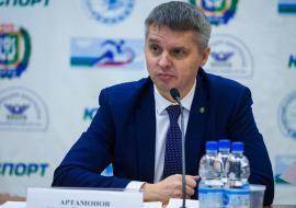 Глава департамента физкультуры и спорта ХМАО ушел в отставку