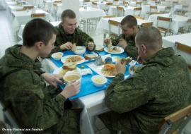 Минобороны кормило фальсификатом солдат в Чебаркульском гарнизоне