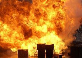 В ХМАО на месторождении «Сургутнефтегаза» прогремел взрыв