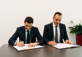 «УЗТМ-Картэкс» договорился о внедрении цифровых технологий на заводах «Газпромбанка»